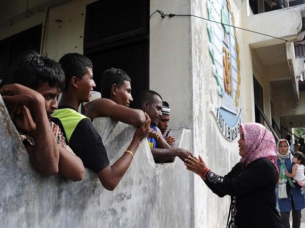 Cuộc sống bên trong trại tị nạn của người di cư Đông Nam Á ảnh 13
