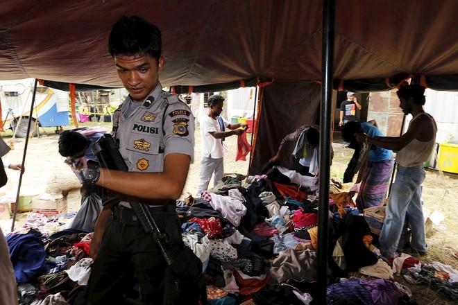 Cuộc sống bên trong trại tị nạn của người di cư Đông Nam Á ảnh 2