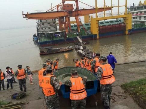 Hàng trăm người cao tuổi mất tích trong vụ chìm tàu Ngôi sao phương Đông ảnh 1