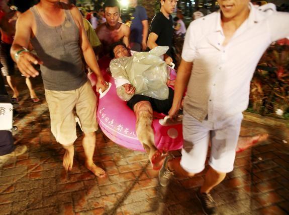 Vụ cháy nổ công viên nước Đài Loan: Số người bị thương tăng lên 516 trường hợp ảnh 2