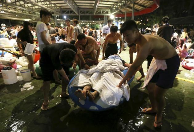 Vụ cháy nổ công viên nước Đài Loan: Số người bị thương tăng lên 516 trường hợp ảnh 3