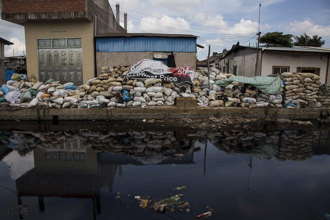 Giật mình trước những bãi rác điện tử khổng lồ ở thị trấn chết Guiyu ảnh 12