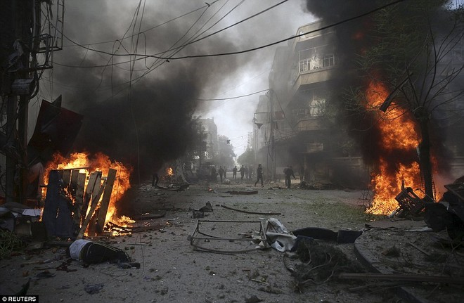 Cuộc không kích đã giết chết ít nhất 23 dân thường