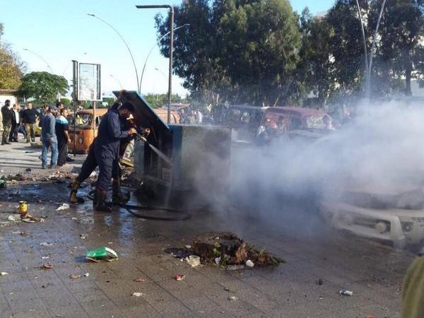 Tấn công tên lửa liên tiếp tại Latakia, Syria, ít nhất 23 người thiệt mạng ảnh 1