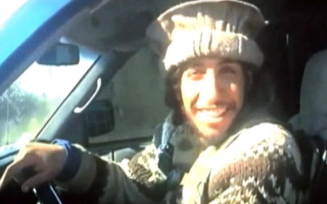 Abdelhamid Abaaoud được tin rằng là kẻ chủ mưu đứng sau vụ thảm sát kinh hoàng ở Pháp đêm 13-11