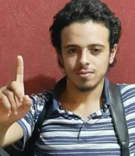 Bilal Hadfi, 20 tuổi nổ bom tự sát bên ngoài sân vận động Stade de France, khiến 3 người thiệt mạng