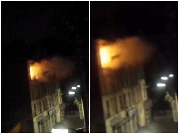 Khoảnh khắc nữ khủng bố Paris nổ tung trong căn hộ ngoại ô Paris ảnh 2