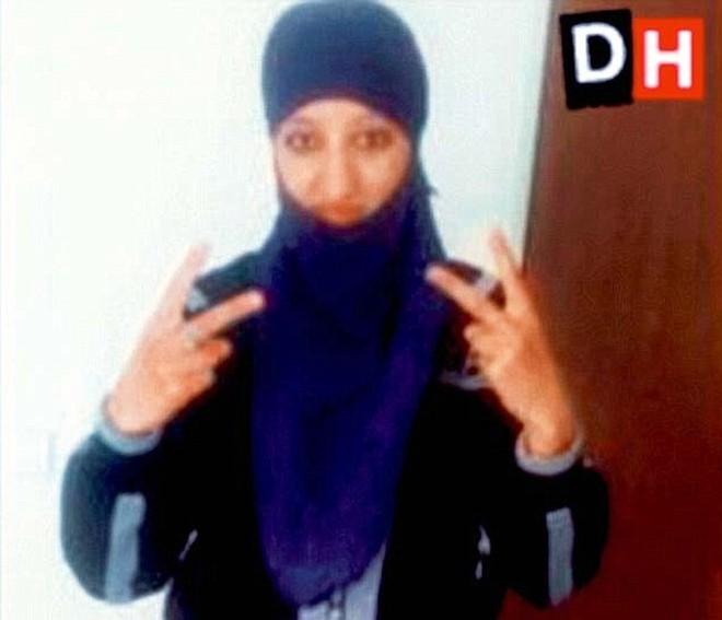 Chân dung nữ khủng bố Ait Boulahcen