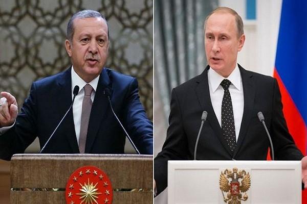 Tổng thống Thổ Nhĩ Kỳ và Nga đều không có ý định nhân nhượng trong vụ việc lần này