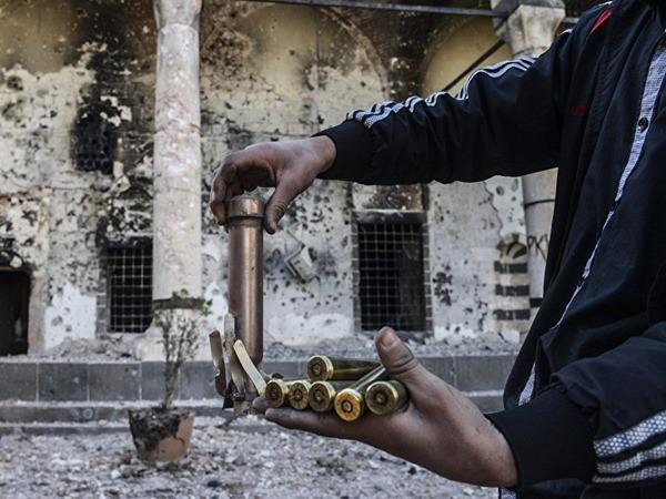 Quân đội Thổ Nhĩ Kỳ tấn công giết chết hơn 100 chiến binh người Kurd ảnh 1