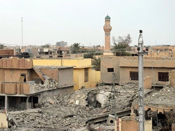 IS sử dụng lá chắn sống, gài bẫy quân đội Iraq ở thành phố chiến lược Ramadi ảnh 6