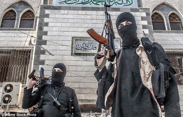 Baghdadi cam kết tấn công Israel và sớm mở rộng tổ chức nhà nước Hồi giáo tự xưng ở Palestines