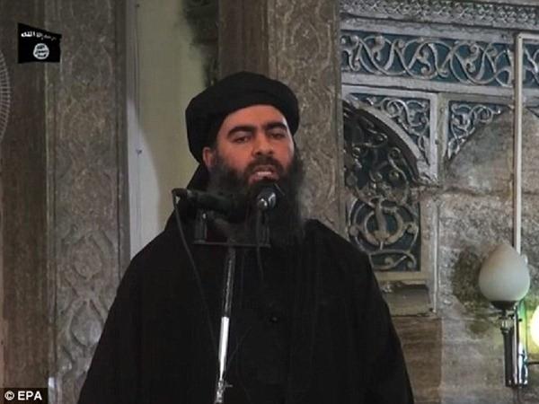Trùm thủ lĩnh IS tung audio hiếm hoi, đe dọa phương Tây ảnh 1