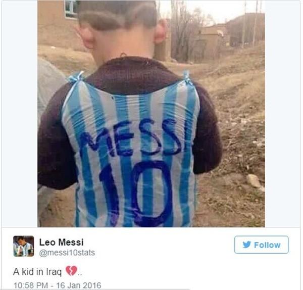 Bức hình của Murtaza Ahmadi trên mạng xã hội Twitter khiến cậu bé được tìm kiếm như người nổi tiếng