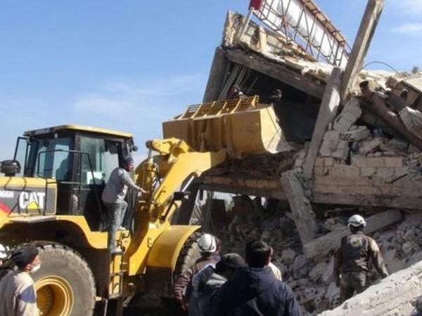 2 bệnh viện của MSF trúng tên lửa, biến thành đống đổ nát