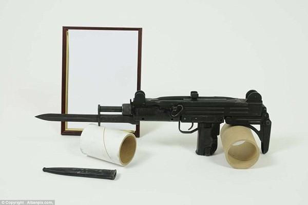 Mục sở thị kho vũ khí bất hợp pháp gần 500 khẩu súng, 200.000 viên đạn ảnh 6