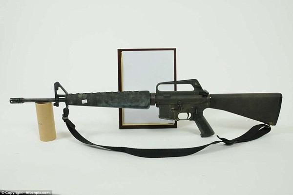 Mục sở thị kho vũ khí bất hợp pháp gần 500 khẩu súng, 200.000 viên đạn ảnh 13