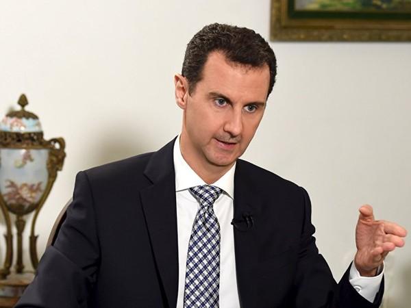 """Tổng thống Syria, Assad: """"Hơn 80 quốc gia hỗ trợ cho các tổ chức khủng bố tại Syria"""""""