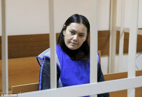 Bobokulova giải thích hành động của mình để trả thù việc Nga không kích tại Syria
