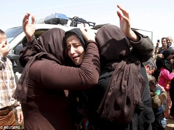 Hàng trăm câu chuyện đau lòng về số phận của các nô lệ tình dục người Yazidis là lời tố cáo tội ác của các chiến binh IS