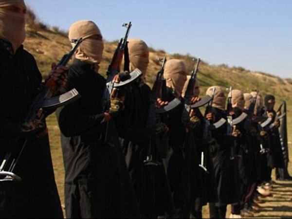 IS đang ngày càng mở rộng, đào tạo phiến quân để chuẩn bị cho các cuộc tấn công lớn