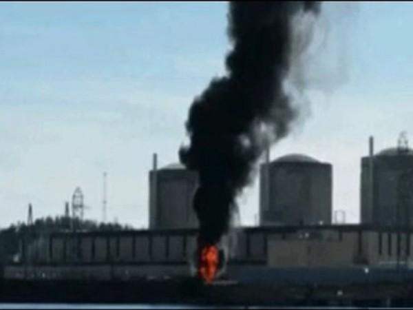 Nhà máy điện hạt nhân bốc cháy nghi ngút tại Nam Carolina, Mỹ ảnh 3