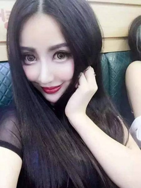 Một hình ảnh Yu Ning đăng tải trên mạng xã hội Weibo