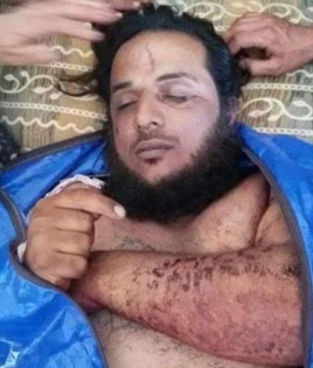 Abu Sakkar bị giết chết tại tỉnh Latakia, phía tây bắc Syria