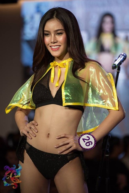 Hình ảnh ít biết trong cuộc thi Hoa hậu chuyển giới Thái Lan ảnh 12