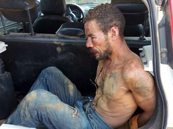 Lopes bị bắt sau 5 ngày phát hiện thi thể của bé gái xấu số
