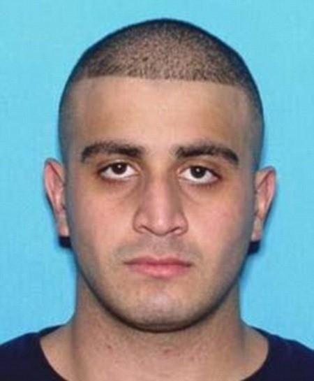 Chân dung tay súng Omar Mateen, 29 tuổi, từ Port St Lucie, Florida