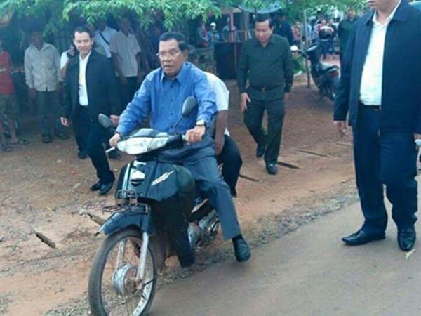 Ông Hun Sen chấp nhận nộp phạt và xin lỗi công chúng