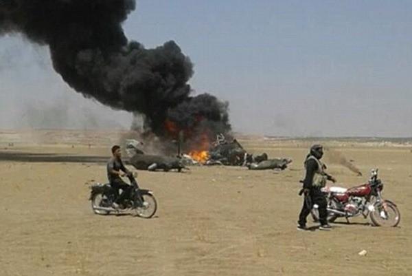 Đài Quan sát Nhân quyền Syria nói rằng các phiến quân nổi dậy đã bắn hạ chiếc Mi-8 của Nga, nhưng chưa xác nhận được cụ thể lực lượng nào