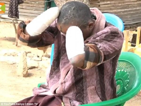 Vụ việc đang làm dấy lên làn sóng phẫn nộ tại Kenya