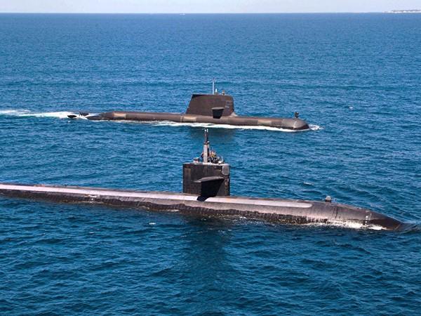 Úc sẽ đưa quân giám sát cuộc tập trận Nga - Trung trên Biển Đông ảnh 1