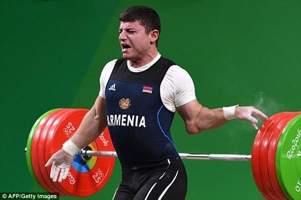 Tai nạn khiến anh phải rời Olympic Rio sớm, dù từng là niềm kỳ vọng rất lớn của