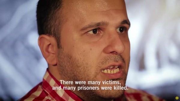 Một số nhân chứng muốn cả thế giới biết sự vô nhân đạo trong các nhà tù Syria