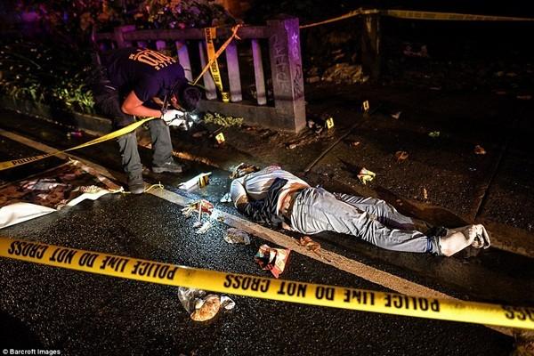 Hơn 1000 người đã bị giết chết trong chiến dịch chống ma túy của chính phủ Philippines