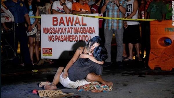 Cuộc chiến chống ma túy tại Philippines gặp phải rất nhiều chỉ trích từ các nhóm nhân quyền và Liên Hợp Quốc