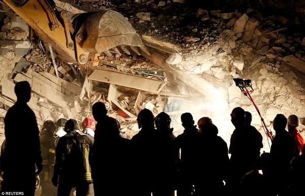 Trận động đất xảy ra vào rạng sáng, thời điểm mà nhiều người vẫn đang ngủ