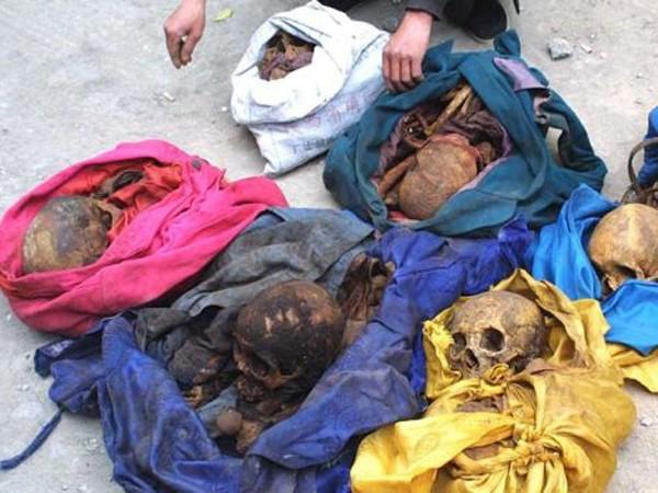 """Trung Quốc: Nạn bán xác chết để phục vụ cho """"đám cưới ma"""" gia tăng ảnh 1"""