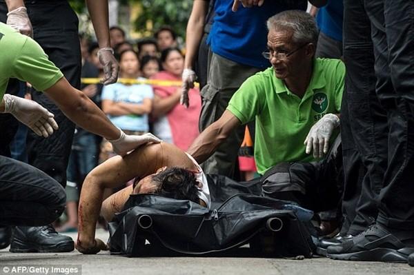 Khoảng 3.700 người đã thiệt mạng trong cuộc chiến chống ma túy tại Philippines