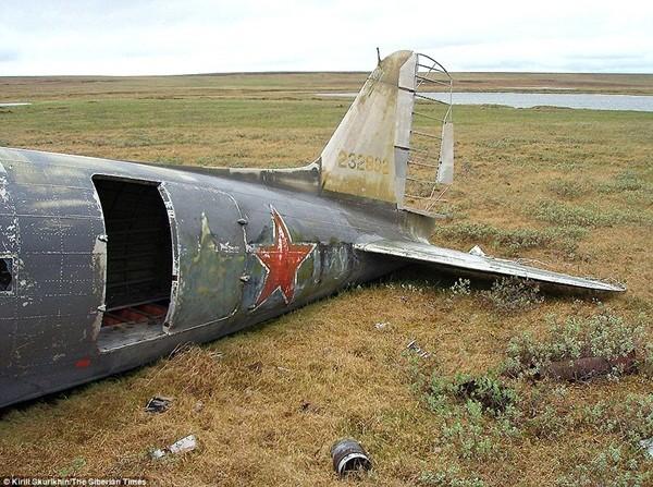 Dòng chữ hé lộ thời khắc sinh tử trên phi cơ lâm nạn 70 năm trước ảnh 10