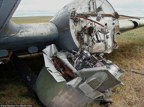 Dòng chữ hé lộ thời khắc sinh tử trên phi cơ lâm nạn 70 năm trước ảnh 11
