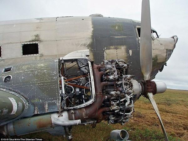 Dòng chữ hé lộ thời khắc sinh tử trên phi cơ lâm nạn 70 năm trước ảnh 7