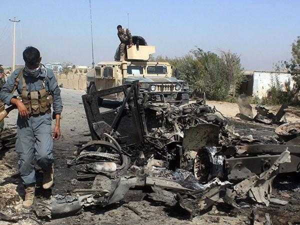 NATO không kích giết nhầm dân thường, người dân Afghanistan nổi giận ảnh 1