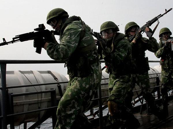 Nga tham gia 3 cuộc tập trận quân sự với quân đội nước ngoài năm 2017 ảnh 1