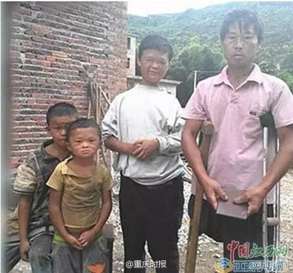 Gia cảnh nghèo khó của Xiaoqin đã chạm đến cảm xúc của nhiều người
