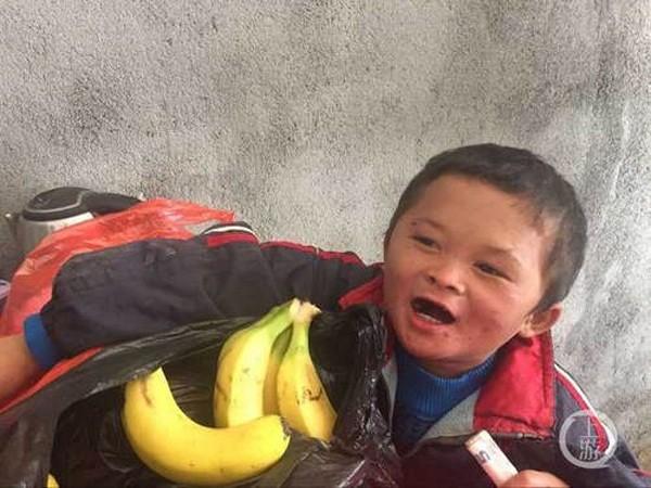 Bản thân tỷ phú Jack Ma cũng nghĩ rằng ảnh của Xiaoqin là hình ông hồi nhỏ