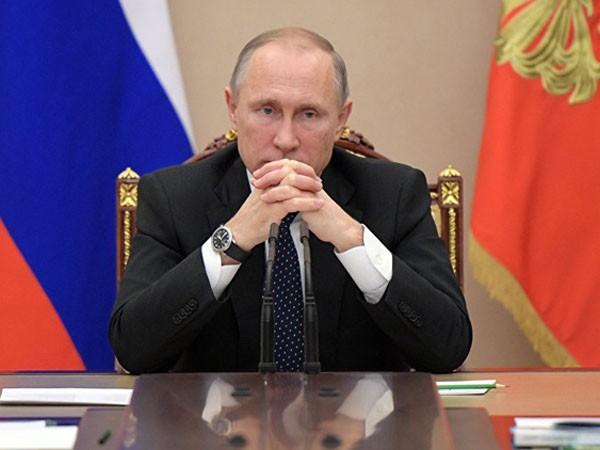 """Tổng thống Putin đã phê duyệt """"Học thuyết An ninh thông tin Liên bang Nga"""""""
